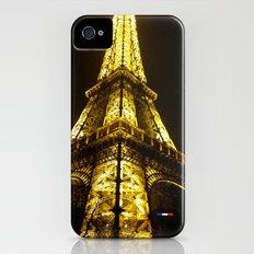 Eiffel Tower Slim Case iPhone (4, 4s)