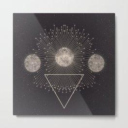 LEUKSNO - Plástica x Nikola Nupra Metal Print