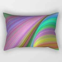 Rainbow dream Rectangular Pillow