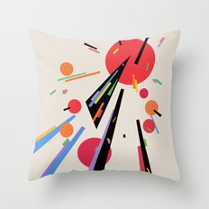 ATTRACTION Throw Pillow
