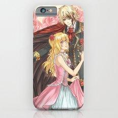 Dancing roses Slim Case iPhone 6s