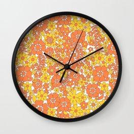 vintage 32 Wall Clock