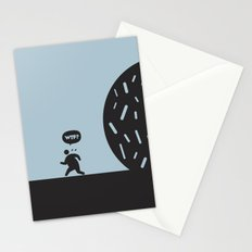 WTF? Donna! Stationery Cards