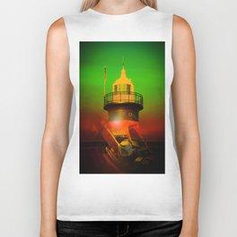 Lighthouse 4 Biker Tank