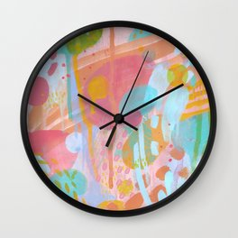 Kinoko No Niwa Wall Clock