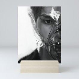 oxygen Mini Art Print