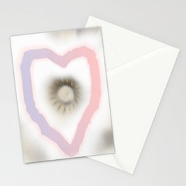 Love you and me Stationery Cards