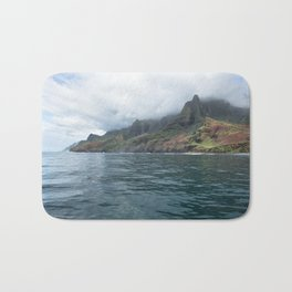 NaPali Coast No. 7 Bath Mat