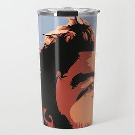 Manprint Travel Mug