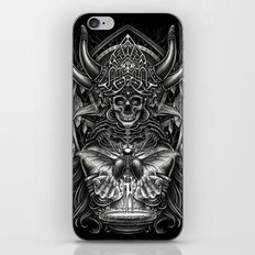 Winya No. 102 iPhone & iPod Skin