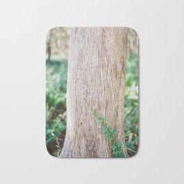 Climbing Vine on a Cypress Tree / Florida Fine Art Film Photography Bath Mat