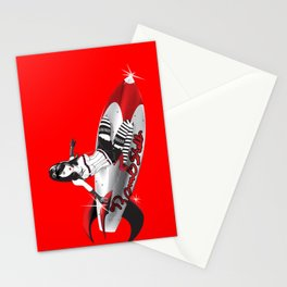 BOmB SheLL Stationery Cards