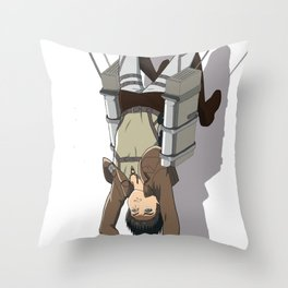 Attack on Titan -Shingeki no Kyojin Throw Pillow