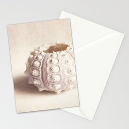 sea urchin Stationery Cards