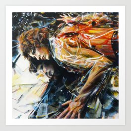 Blade Runner 1982 - Zhora Art Print