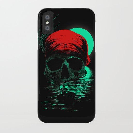 Treasure Hunting iPhone Case