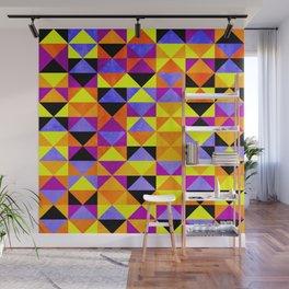 Triangles II Wall Mural