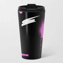 Lost in an Exceptional Oblivion Travel Mug