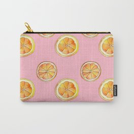 Tangerine Dreams Carry-All Pouch