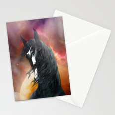 Fantasy Shire Horse Stationery Cards