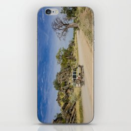 Leopold Downs Road iPhone Skin