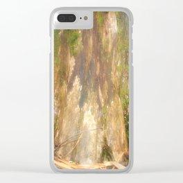 "Mountain Ash Tree (Aka ""The Big Boy"") Clear iPhone Case"