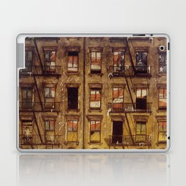 The Fire Next Time Laptop & iPad Skin