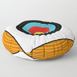 Target Grouping Floor Pillow