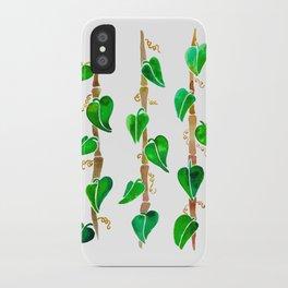 Vines iPhone Case