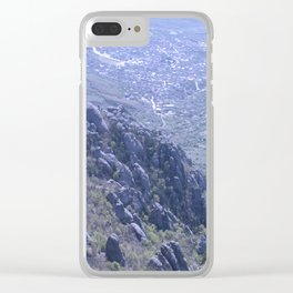 Uprising VII Clear iPhone Case