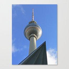 Berlin TV Tower, Alex Canvas Print