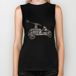 Anthropomorphic N°12 Biker Tank