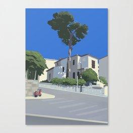 Cimiez Canvas Print