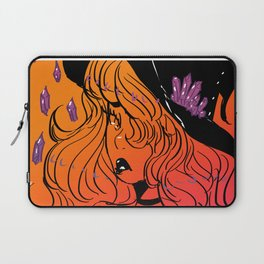 Bruja Purple Laptop Sleeve