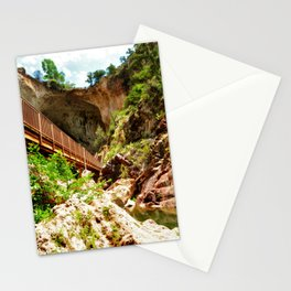 Tonto Natural Bridge Stationery Cards