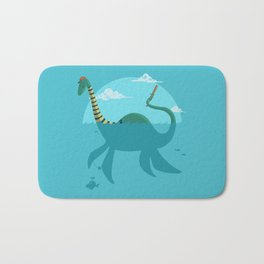 "Loch""Ness"" Monster Bath Mat"