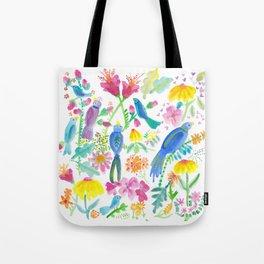 Bird Garden I Tote Bag