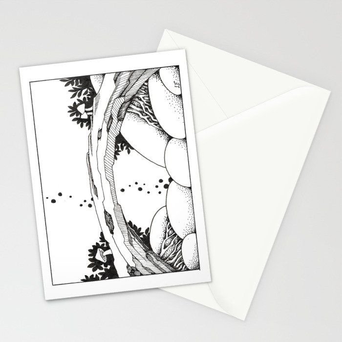 Magic Highland Stationery Cards
