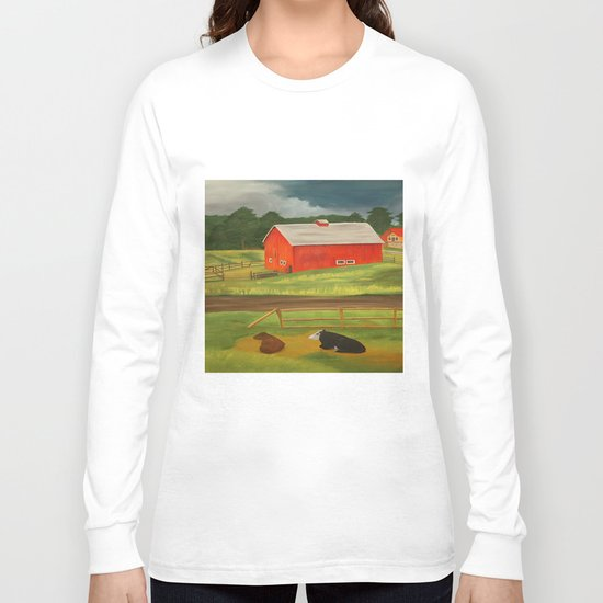 Farm Long Sleeve T-shirt