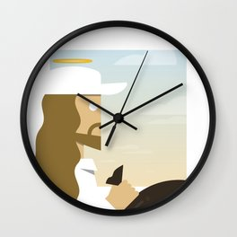 Part of the Deal Wall Clock
