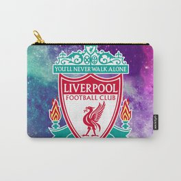 Liverpool FC Galaxy Carry-All Pouch