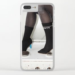 My Kitchen is for Dancing Clear iPhone Case