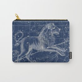 Leo sky star map Carry-All Pouch