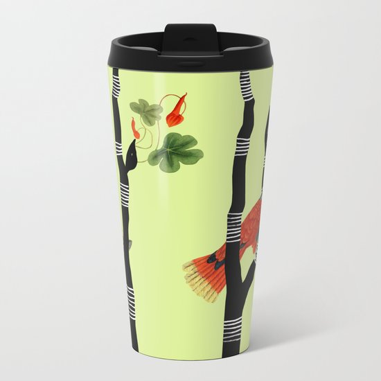 waiting for another day Metal Travel Mug