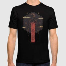 The Crimson Tower T-shirt