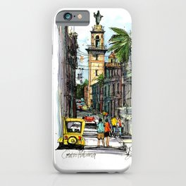Central Havana iPhone Case