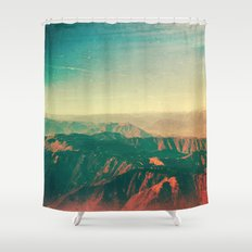 November Has Come Shower Curtain