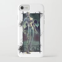 the walking dead iPhone & iPod Cases featuring Walking Dead by kcspaghetti