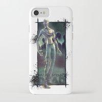 walking dead iPhone & iPod Cases featuring Walking Dead by kcspaghetti