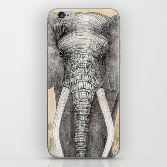 Council of Animals iPhone Skin